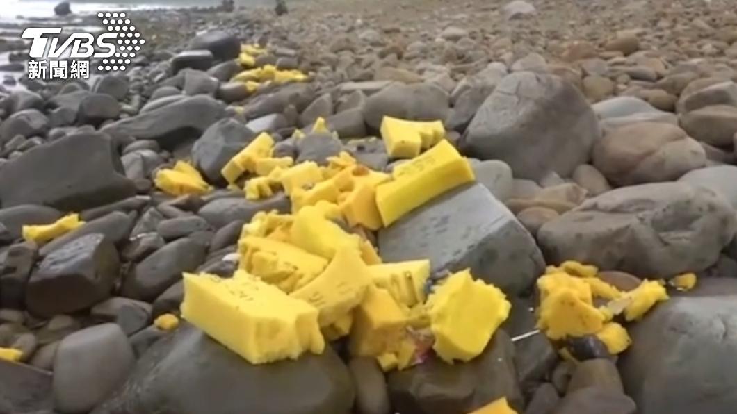搜救重大進展!南仁漁港附近發現大型機身殘骸