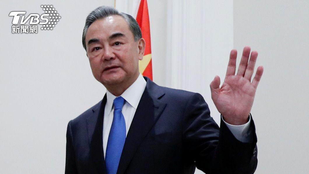 陸外長王毅。(圖/達志影像路透社) 王毅:西方造謊就能干涉中國內政的時代已不復返