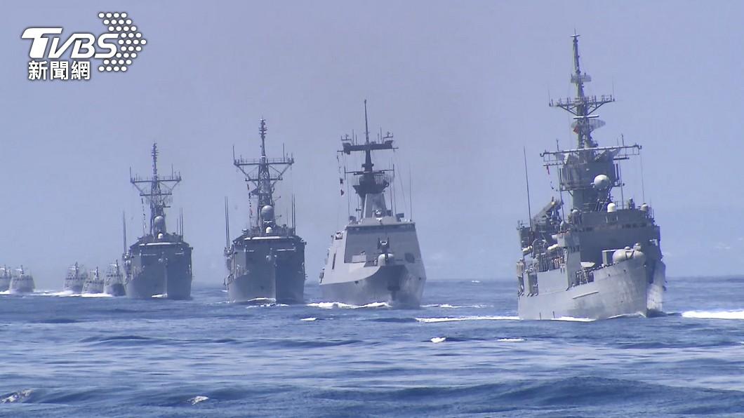 圖/TVBS 資料畫面 日接連表態關注東海台海局勢! 美日峰會將提大陸人權問題