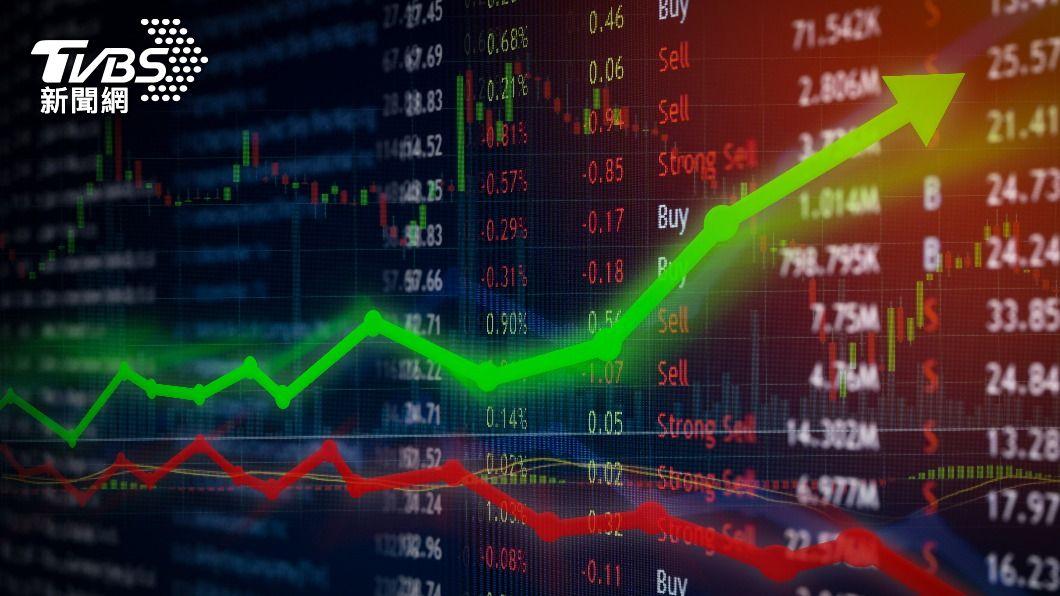 美股道瓊工業指數下跌104.41點,而台股在16500點附近震盪。(示意圖/shutterstock達志影像) 台股16500點震盪 留意美股與融資水位