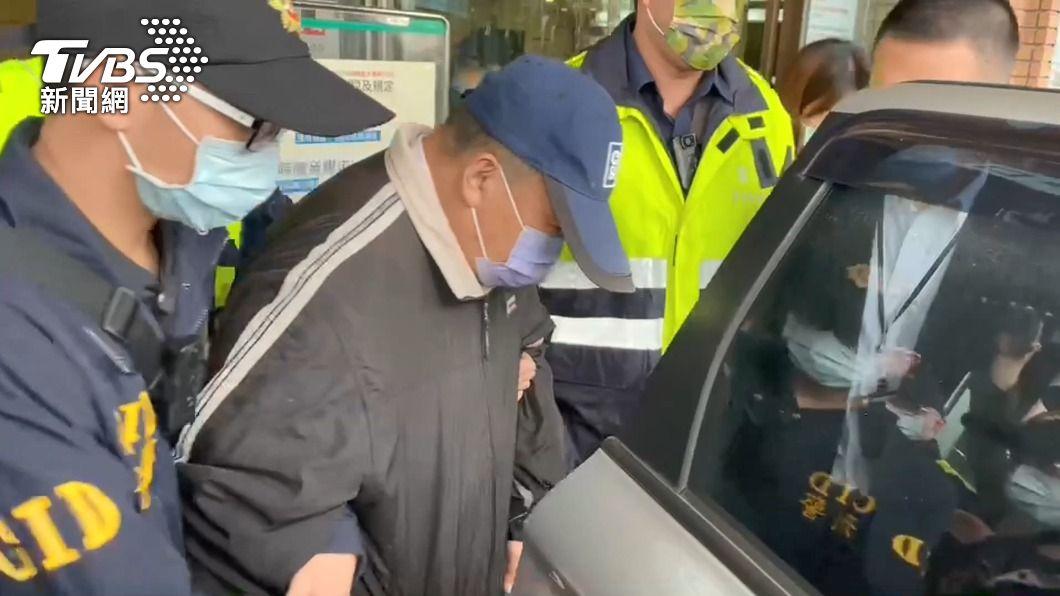 (圖/TVBS) 蘇花遊覽車車禍釀6死 司機出院移送宜檢複訊