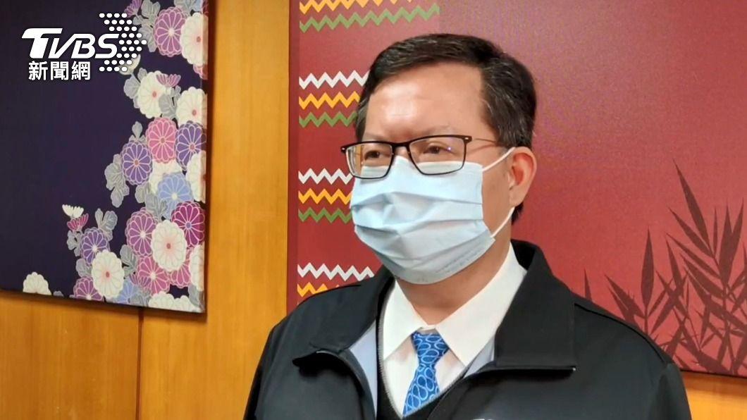 桃園市長鄭文燦在聯訪後透露,諾富特主管染疫。(示意圖/TVBS資料畫面) 諾富特飯店消毒淨空14天 鄭文燦:因有主管染疫