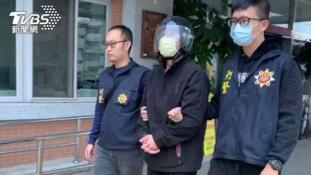 (圖/中央社資料照) 27刀砍死妻潑硫酸裝箱棄屍 男子一審判無期徒刑