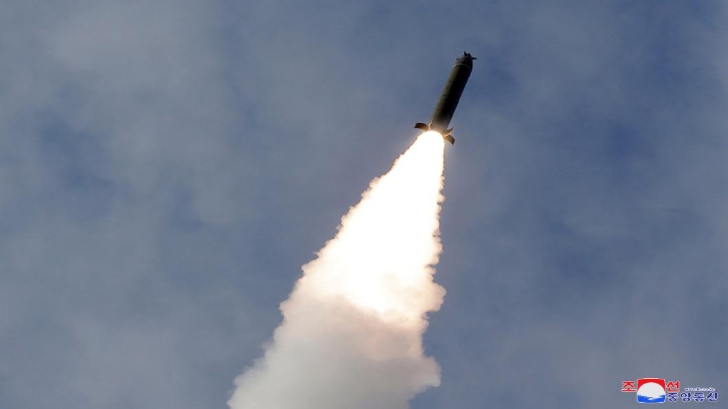 圖/達志影像路透 挑釁拜登?譴責軍演?北韓又試射短程飛彈