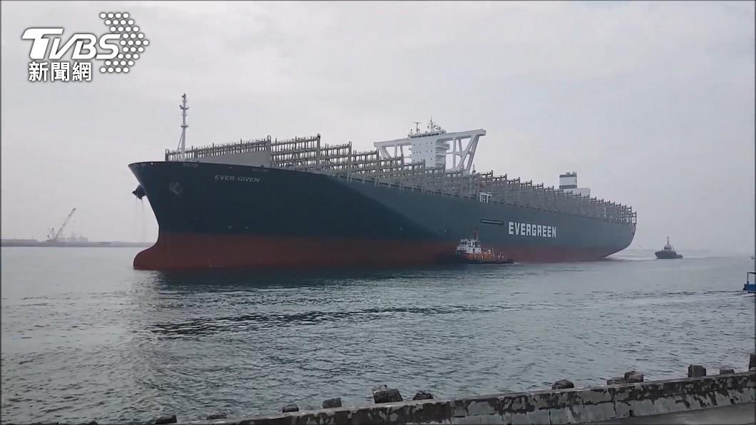 貨輪卡蘇伊士運河 國際油價大幅反彈