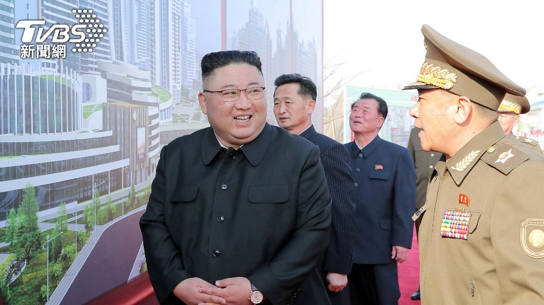 圖/達志影像路透社 金正恩的導彈野心! 試射當國際談判籌碼