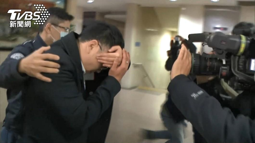 (圖/TVBS) 涉偽開發票詐千萬獎金 茶飲店2業者交保