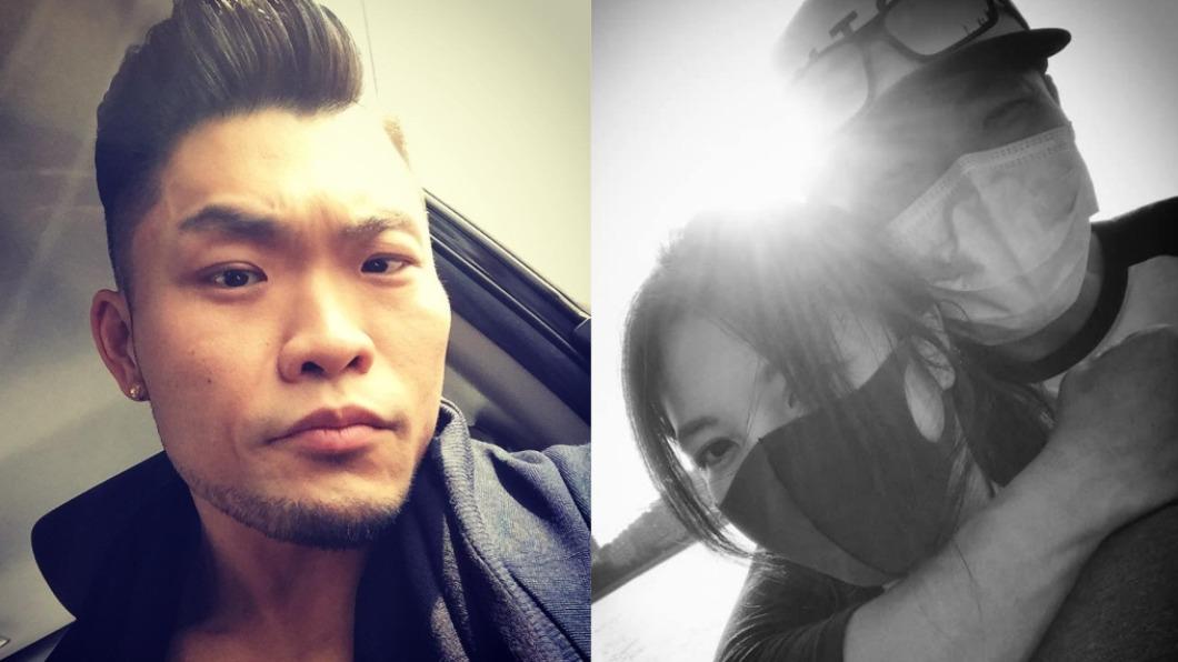 李玖哲與相馬茜結婚7年,感情相當甜蜜。(圖/翻攝自李玖哲臉書) 認了對不起相馬茜 李玖哲結婚7年曝「夫妻癥結點」