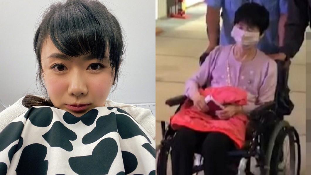江宏傑一家日前送福原愛的母親返日本。(圖/TVBS資料畫面、翻攝自福原愛微博) 被親媽氣炸「打給江宏傑」 福原愛怨:她是不是恨我?