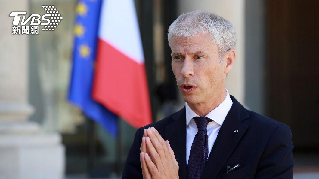 法國外貿部長里斯特。(圖/達志影像路透社) 法外貿部長答詢譴責大陸 參議員力挺台灣獲喝采
