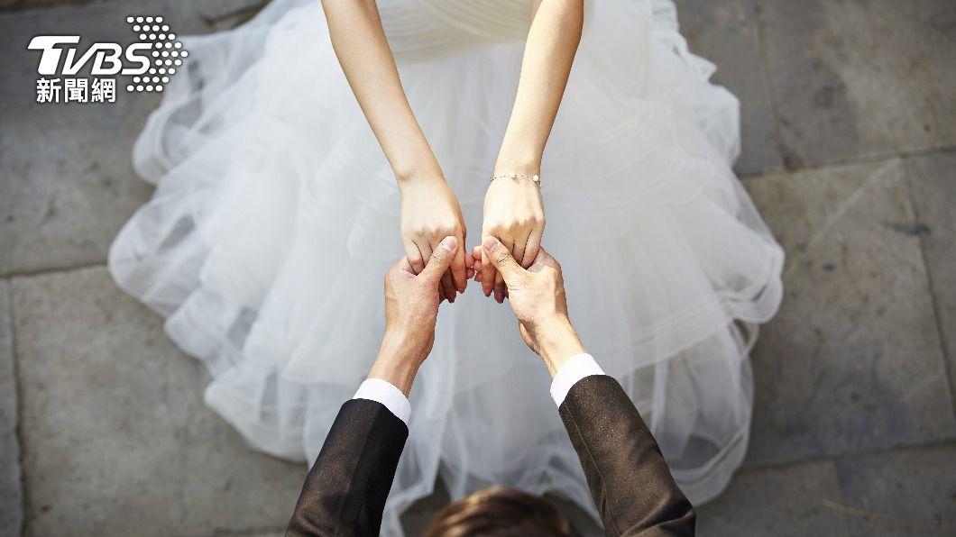 4星座女生婚姻運極佳。(示意圖/shutterstock 達志影像) 老公疼到爆!4星座女注定「嫁好門」 婚姻超幸福