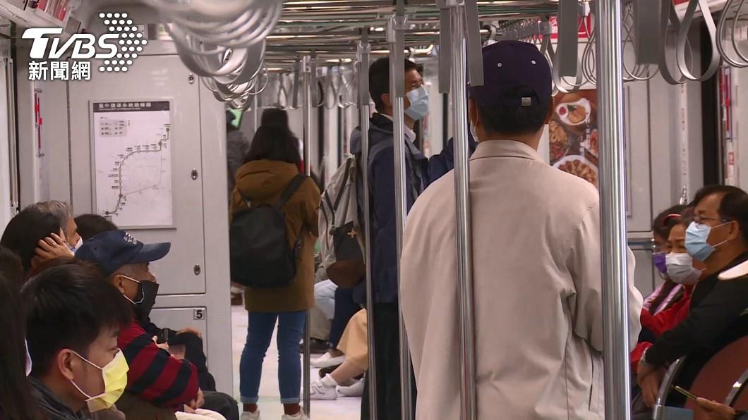 圖/TVBS 台中捷運試營運首日! 盧秀燕:找出問題變更好