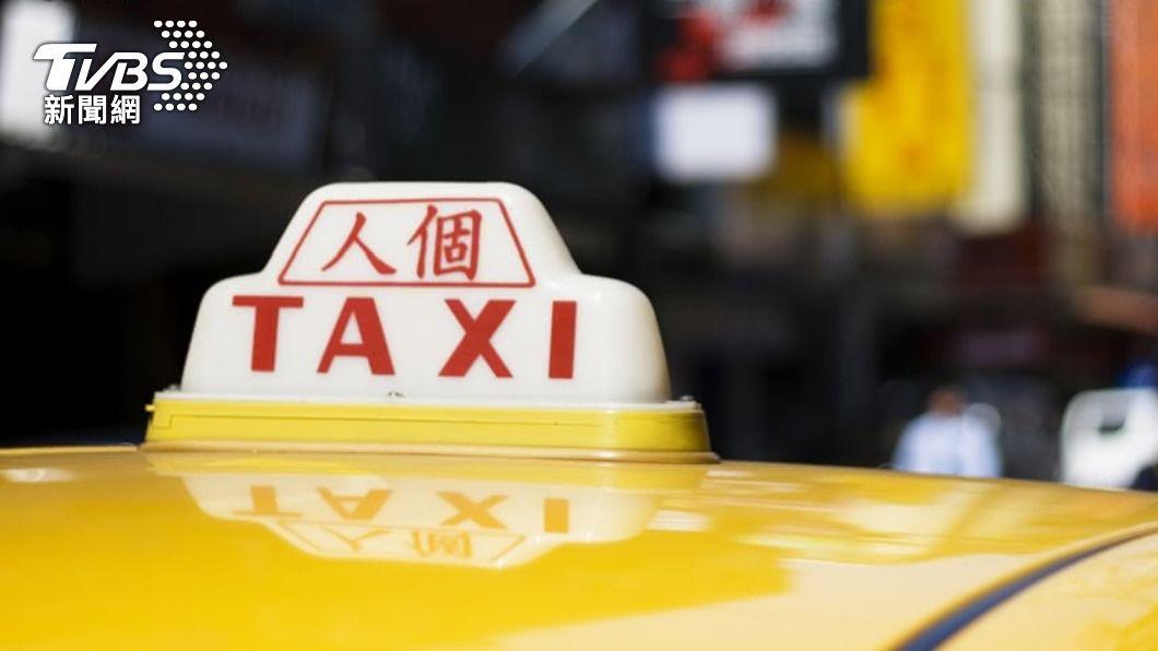 (示意圖/shutterstock 達志影像) 強盜計程車運將8年後落網 男子二審判刑4年2月