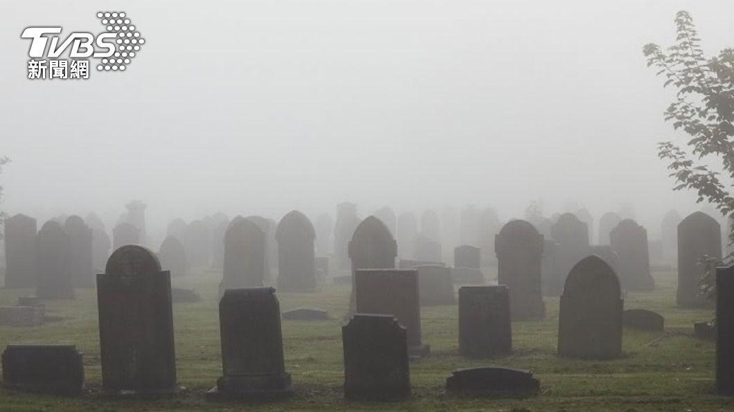 一名男星曾去挖墳墓偷風水,怪病痊癒後竟離奇猝逝。(示意圖/Shutterstock達志影像) 男星罹怪病「挖墳偷風水」不藥而癒 最後離奇猝逝