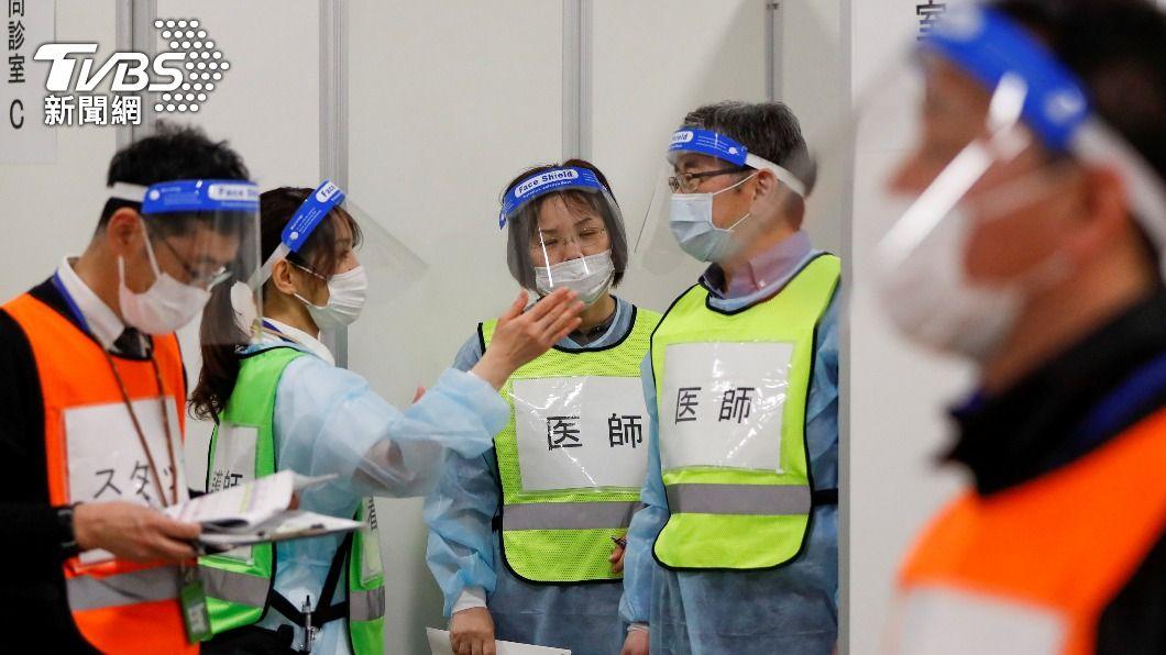 圖/達志影像路透社 專家憂東京疫情急遽擴大 恐比第3波嚴重