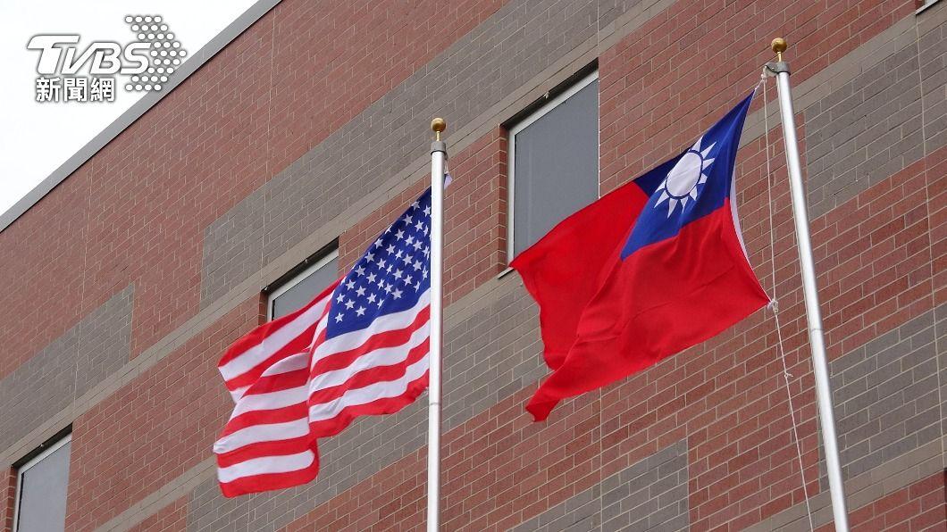 美國友台眾議員夏波支持代表處改名,更呼籲AIT處長位階也應升格。(圖/中央社) 美議員挺駐美處改名台灣 加碼籲升格AIT處長位階