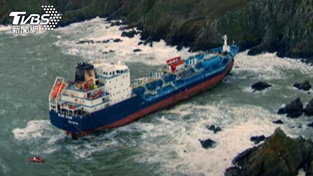 圖/達志影像路透社 全球的希望!「最大膽海上救援隊」救長榮船