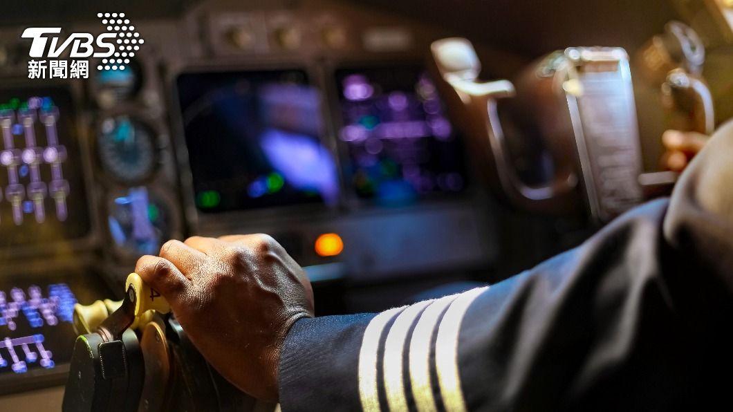 (示意圖/shutterstock 達志影像) 華航機師8人染疫 一半以上都曾執飛美國安克拉治