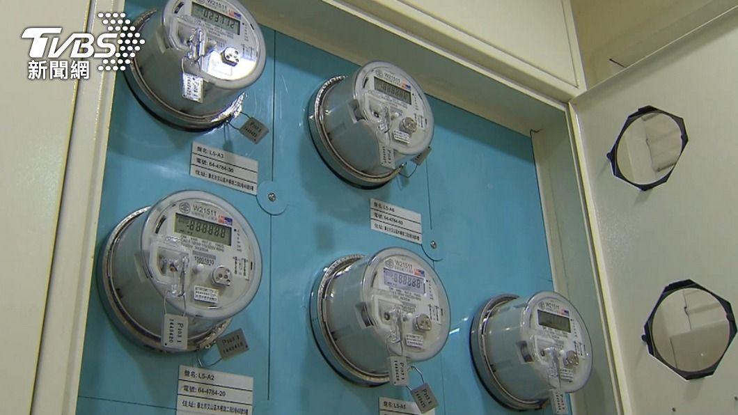 政院拍板6月夏季電價暫緩實施。(圖/TVBS) 政院拍板不實施6月夏季電價 估1000萬住戶受惠