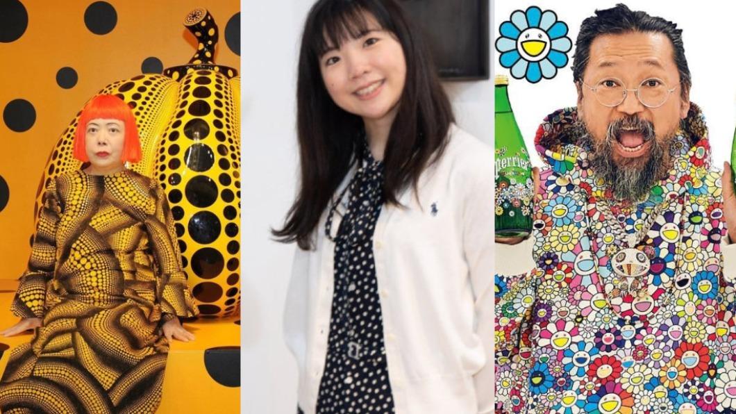 掀起台人熱議的日本當代藝術家。(合成圖/翻攝自takashipom、nybg IG、RalphLauren臉書) 別只知道奈良美智! 台人最愛15位日本當代藝術家出爐