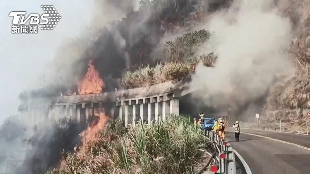 森林大火9成人為 留意火災「五大風險區」