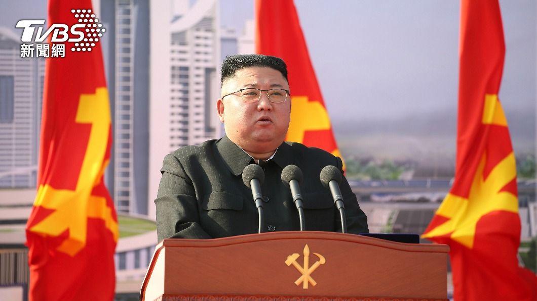 (圖/達志影像路透社) 試射飛彈遭譴責 北韓斥聯合國雙重標準
