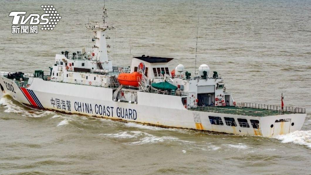 (示意圖/shutterstock 達志影像) 陸海警船連續航行釣島周邊112天 創最長紀錄