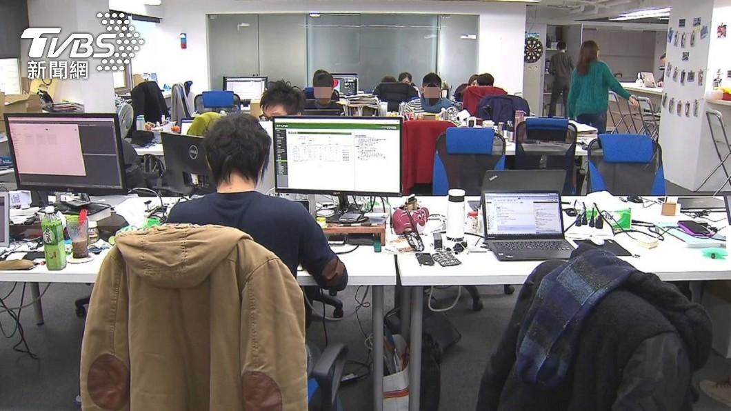 青年薪資3萬2287元創新高。(示意圖/TVBS) 青年薪資3萬2287元創新高! 近半數不曾換工作