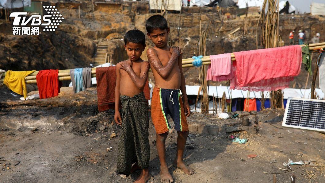 一歲寶寶被子彈射穿眼! 緬軍鎮暴連小孩都殺