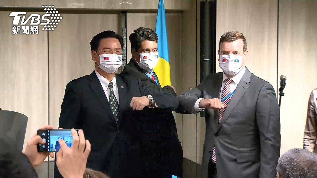 證實陸威逼 帛琉總統比喻:不能打老婆來讓她愛你