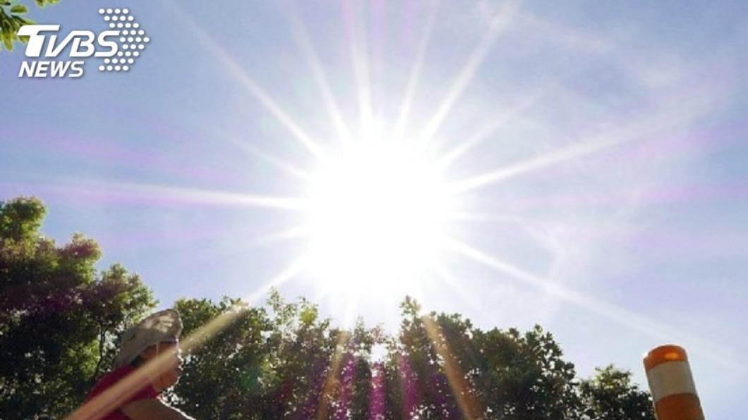 今年首發高溫資訊燈號 南高屏、南投估達36度