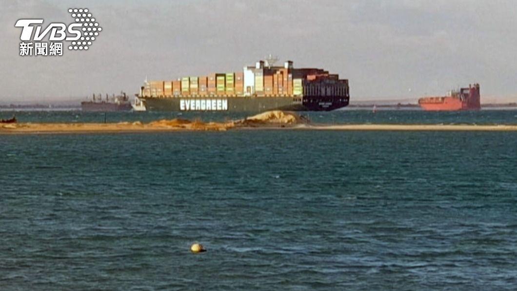 「長賜輪」脫困蘇伊士運河恢復通行 國際油價調漲