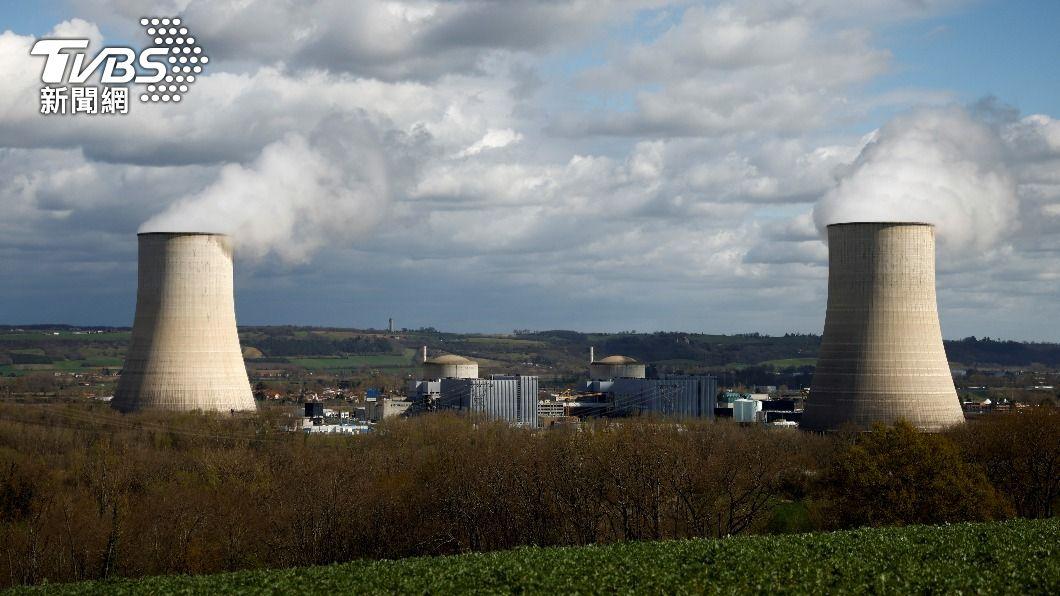 法國核電廠。(圖/達志影像路透社) 歐盟科學諮詢機構:核電符合綠能投資