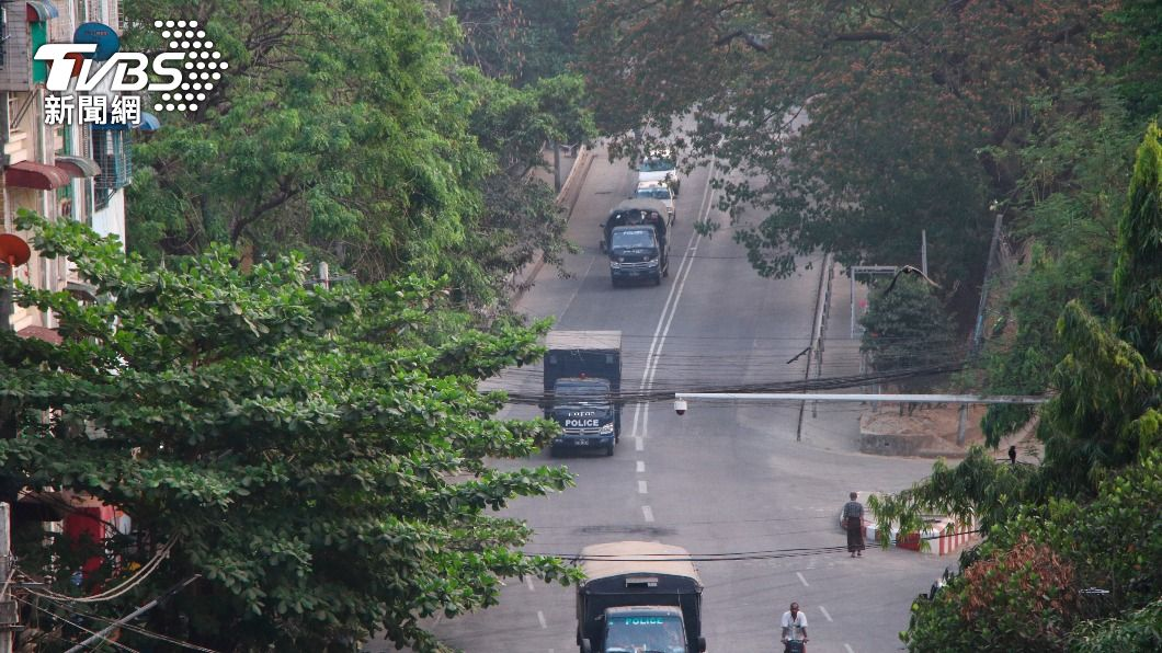 (圖/達志影像美聯社) 緬甸軍政府收緊新聞自由 獨立媒體危在旦夕