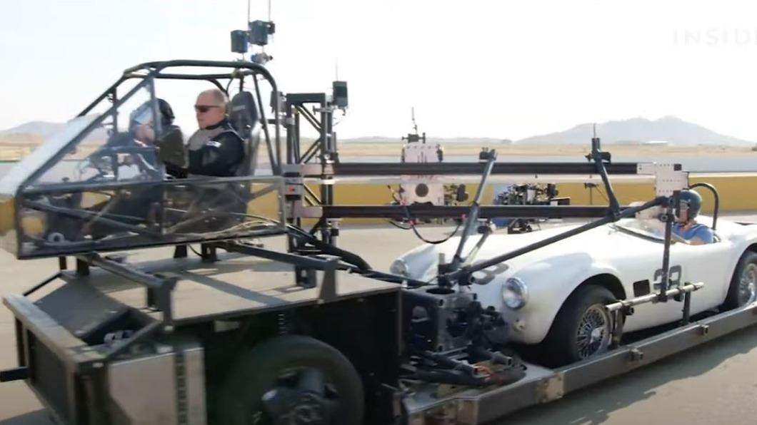 圖/翻攝自Insider YouTube 百年不斷進步! 飆車追逐戲拍攝手法大公開