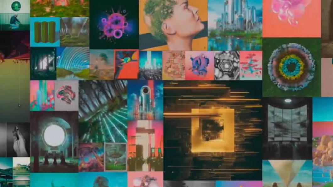 19.5億台幣天價圖檔落槌 加密貨幣推升數位藝術