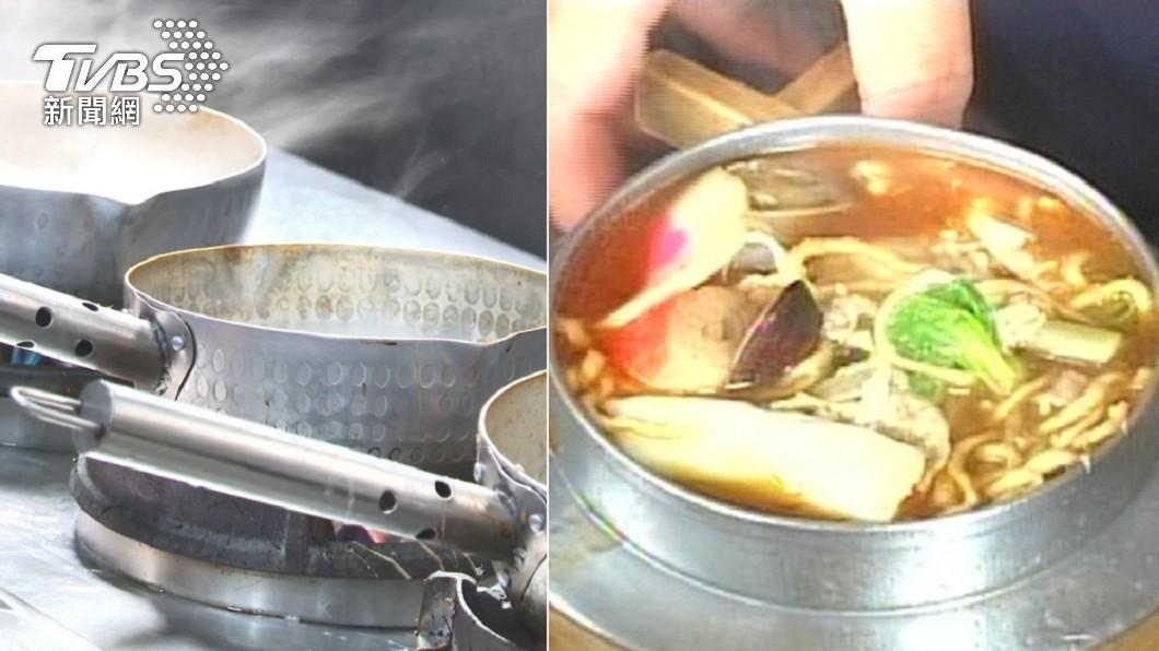 台南的「鍋燒意麵」是著名美食之一。(示意圖/TVBS) 清明連假快朝聖! 10間台南「鍋燒意麵」美味吃不膩