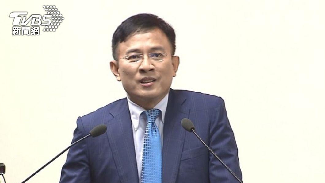 媒體人彭文正。(圖/TVBS) 質疑蔡英文「假博士」遭起訴 彭文正嗆:會全面還擊