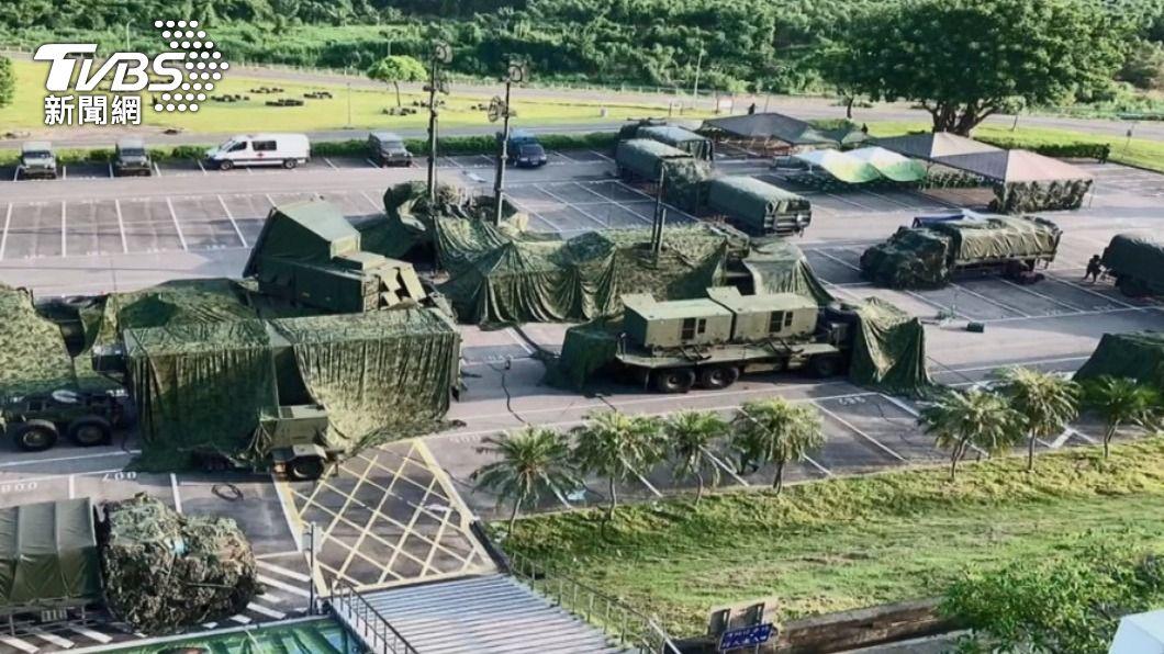 (圖/TVBS資料畫面) 愛三飛彈重鑑測案採購疏失 監院糾正國防部