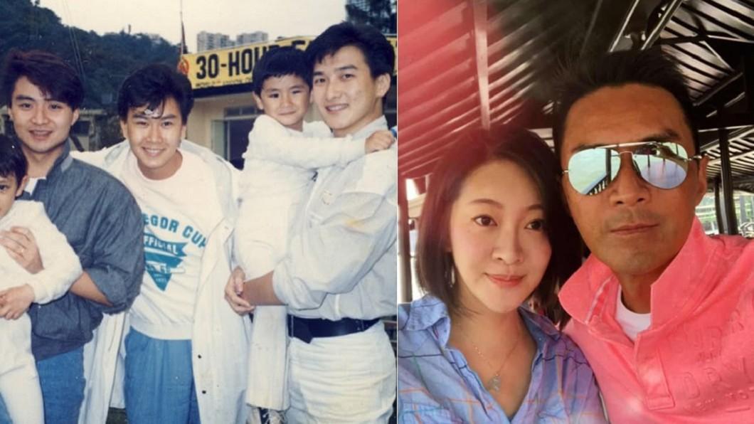 林利與女星傳出劈腿遭妻痛罵。(圖/翻攝自林利臉書) 香港小虎隊成員爆外遇婚變 放生嬌妻「去找更好生活」
