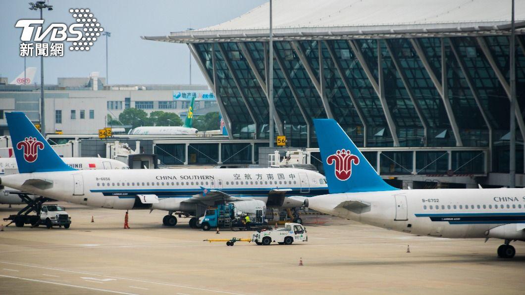 (示意圖/shutterstock 達志影像) 新冠疫情衝擊 陸3大航空虧損均達上百億人民幣