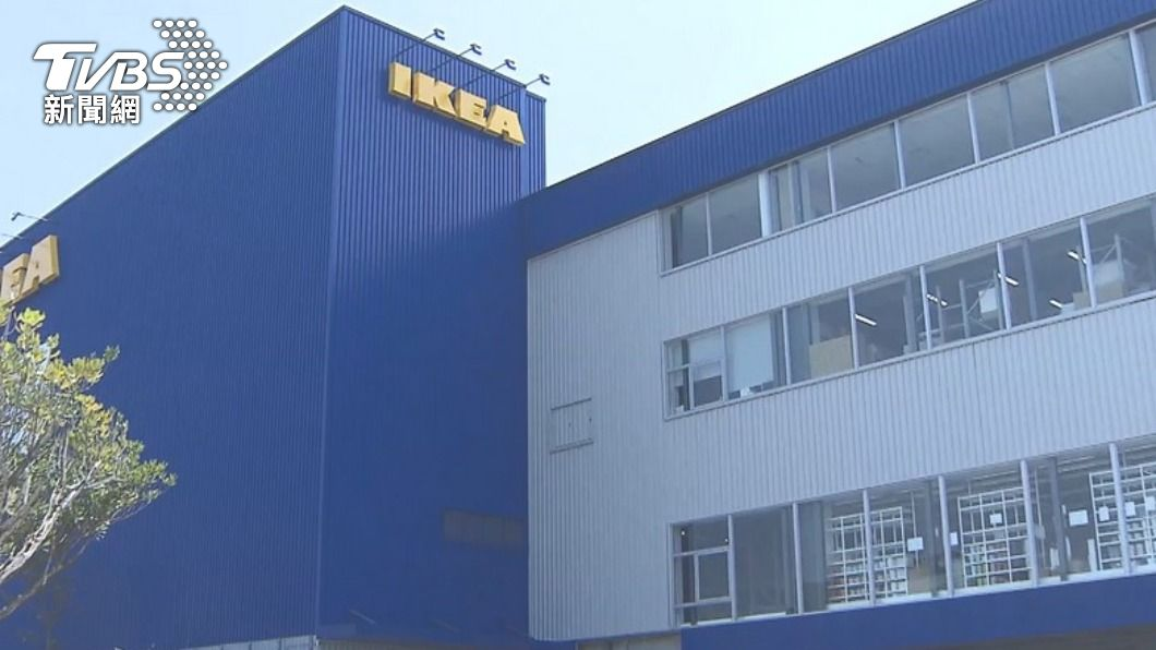 IKEA敦北店即將熄燈。(圖/TVBS資料畫面) 【今日熱搜】愚人節/陳語安/陳建文/毛嘉慶/謎路人