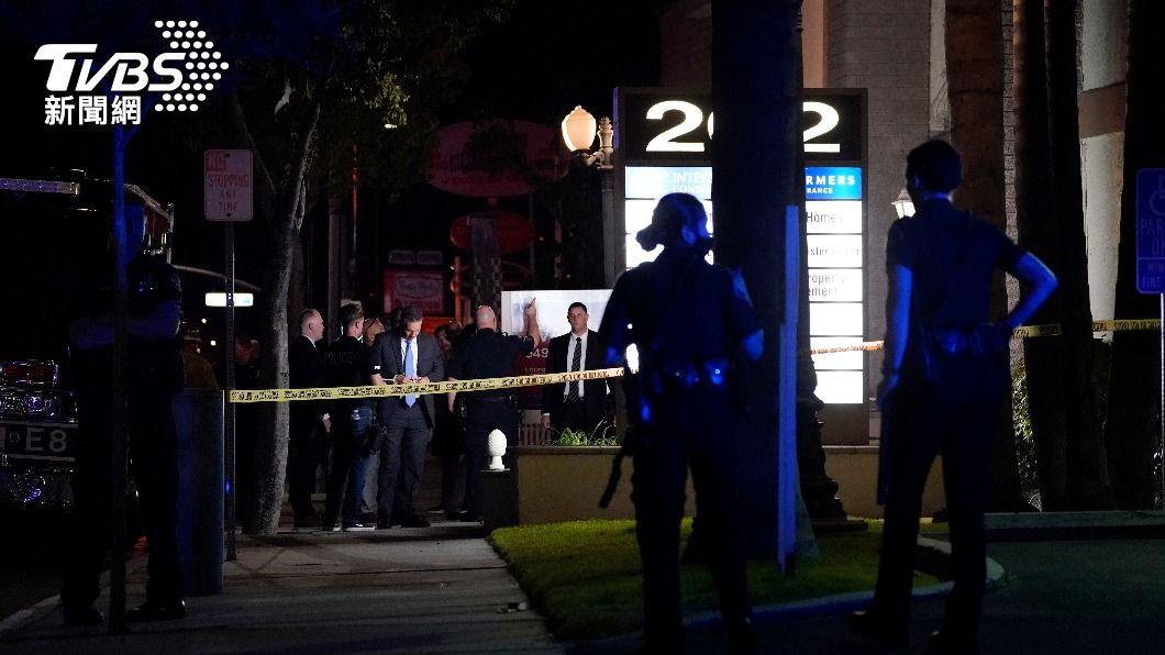 加州辦公大樓爆槍擊案 4死2傷犯嫌落網