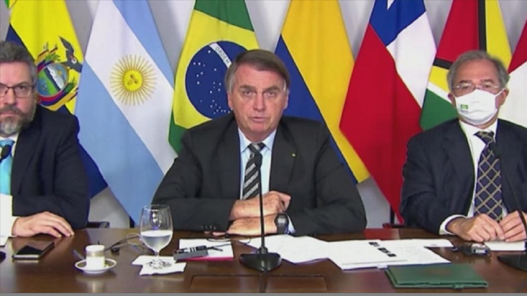 不滿巴西總統撤換防長 三軍司令同步請辭