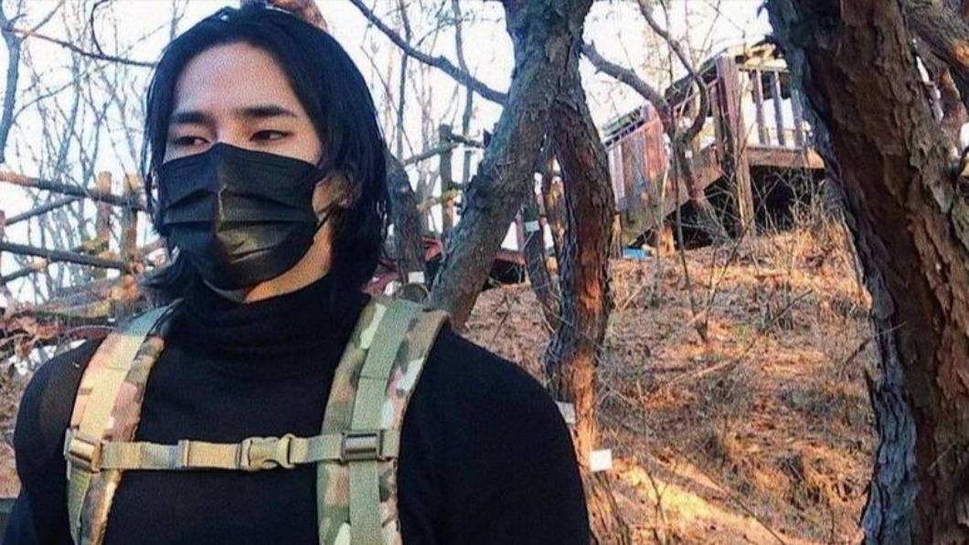 圖/翻攝自6dory instagram 南韓海軍特種兵!26歲陸俊書暴紅 顏質+身材+才華兼具