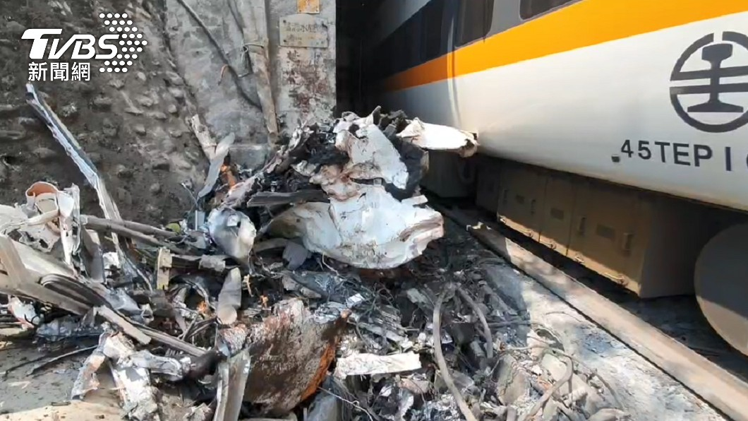 (圖/TVBS) 曾機警救6百乘客命 台鐵資深駕駛員嘆:難阻絕外力侵入
