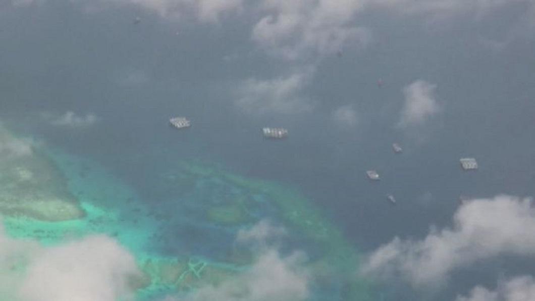 陸船集結牛軛礁等地 美菲允共同因應南海挑戰