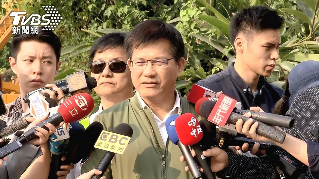 林佳龍辭呈蘇貞昌批准了 20日生效