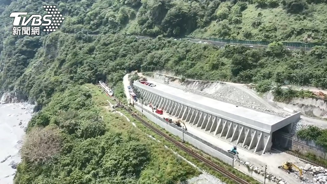 (圖/TVBS資料畫面) 太魯閣號事故 台鐵向李義祥、東新營造求償8.24億