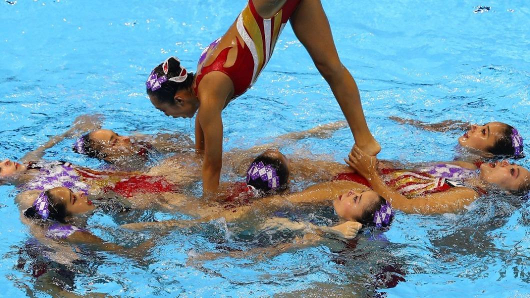 國際游泳總會恐取消日本舉辦的3項賽事。(圖/翻攝自FINA臉書) 國際泳總質疑防疫不完備 恐取消日本3場賽事
